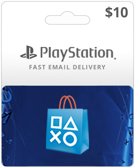 $10 USA Playstation Network Card (Email Delivery)