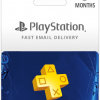 3 Month USA PlayStation Plus Membership (Email Delivery)
