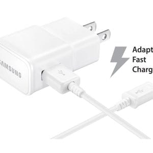 Samsung Adaptive Fast Wall Charger, White