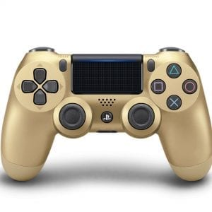 PlayStation 4 DualShock 4 Wireless Controller – Gold