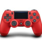 PlayStation 4 DualShock 4 Wireless Controller - Magma Red
