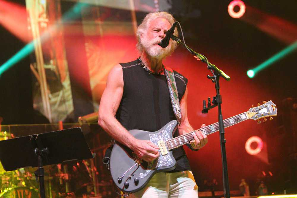 What It Was Like Doing Mushrooms With Bob Weir