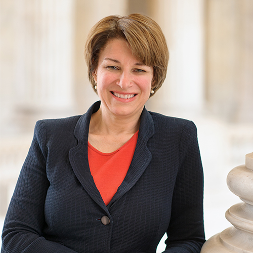 Amy Klobuchar Stance on Marijuana