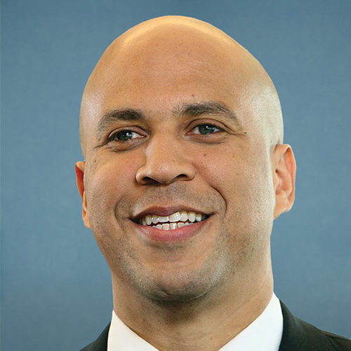 Cory Booker Stance on Marijuana
