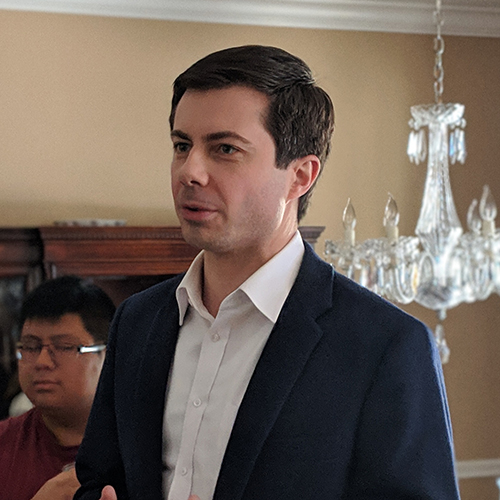 Pete Buttigieg Stance on Marijuana