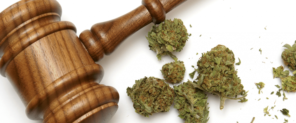 Marijuana lawsuit federal government