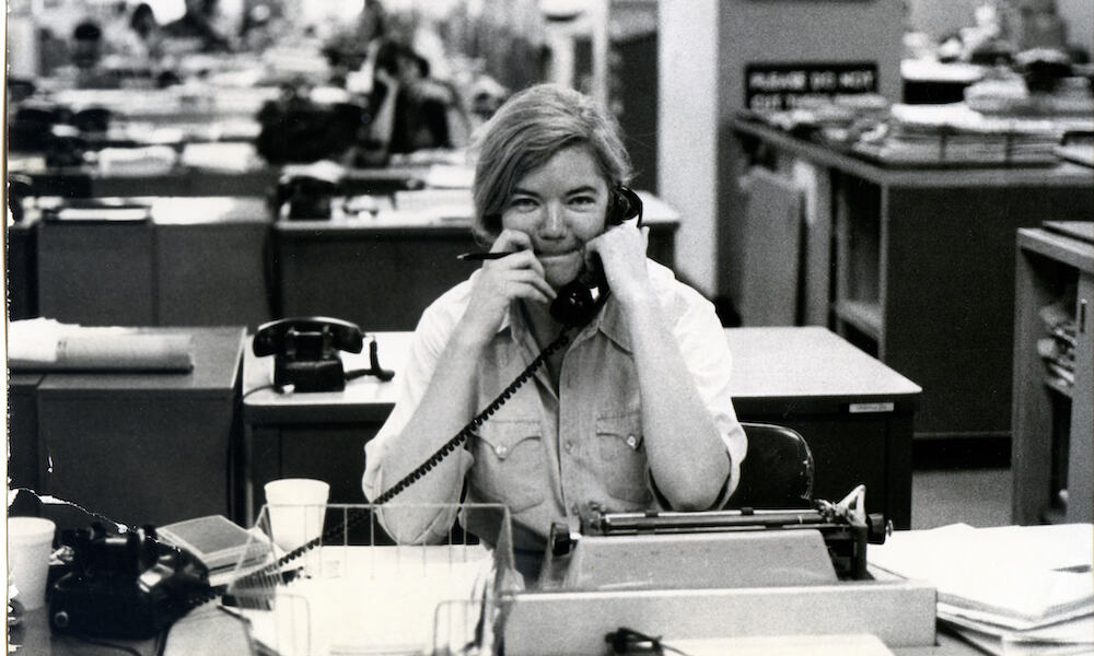 The Life and Career of Late Left-Wing Texas Journalist, Molly Ivins