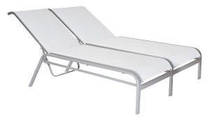 4NHXSL - SF Vegas Stacking Double Sun Chaise Lounge-0