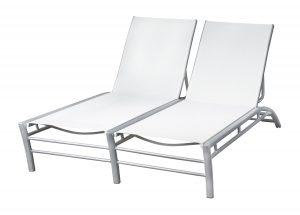 3HXSL - Regatta Double Chaise-0