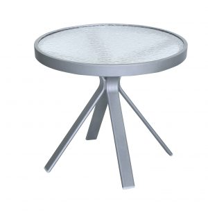 "5320P - 20"" Round Side Table Acrilyc Top-0"